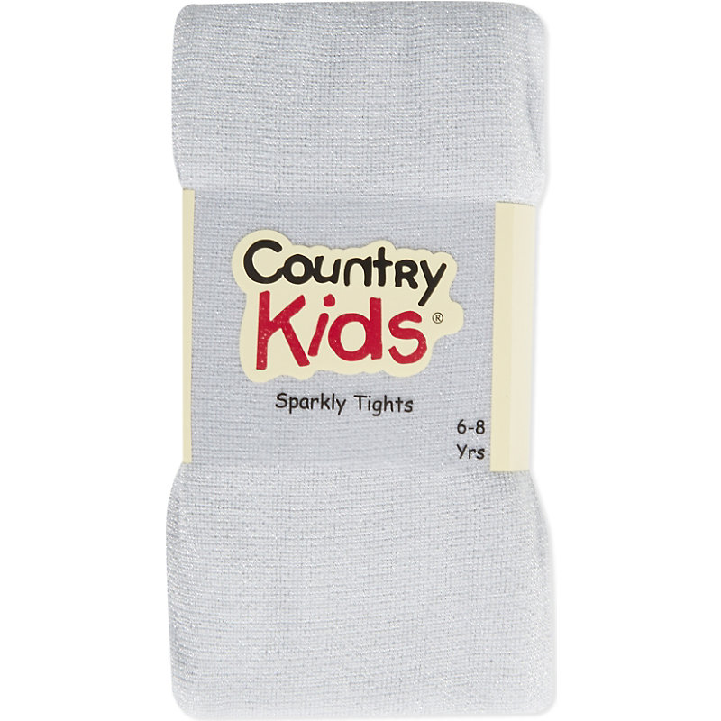COUNTRY KIDS | Sparkly Tights 6-8 Years | Goxip