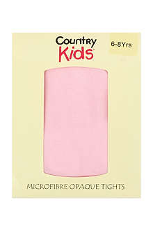 COUNTRY KIDS Micro fibre tights 1-11 years