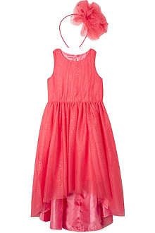 BILLIEBLUSH Ruffle dress & headband 4-12 years
