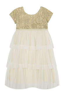 BILLIE BLUSH Embroidered dress 4-12 years