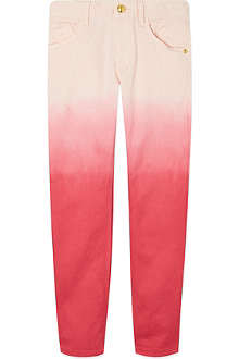 BILLIE BLUSH Dip dye trousers 4-12 years