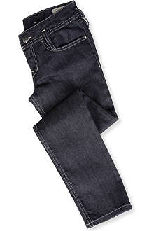 DIESEL Raw denim slim leg matic jeans 4-16 years
