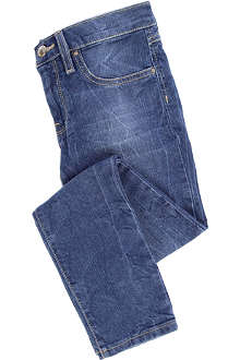 DIESEL Light Denim skinny jeggings 4-16 years