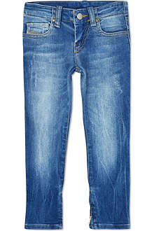DIESEL Basic denim skinny jeans 4-16 years