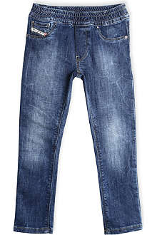 DIESEL Pull up stretch jeans 4-16 years