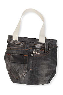DIESEL Denim pocket bag