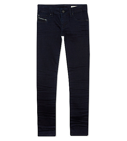 DIESEL Speed super slim fit jeggings 4-16 years (Denim