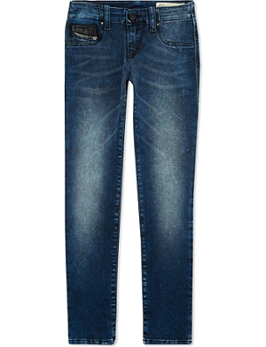 DIESEL Speed super slim fit jeggings 4-16 years