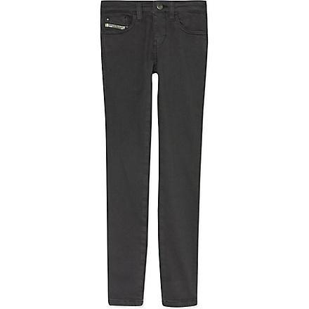 DIESEL Skinzee super-skinny fit jeans (Anthracite