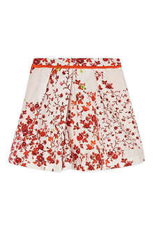 PREEN Laurel pleated floral skirt 2-12 years