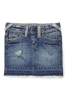PEPE JEANS LONDON Flag denim skirt 4- 14 years