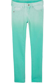 PEPE JEANS LONDON Kendel dip-dye jeans 10-16 years
