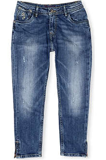 PEPE JEANS LONDON Stretch-denim jeans 10 years