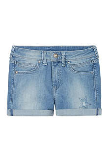 PEPE JEANS LONDON Damini star pocket shorts 10-16 years