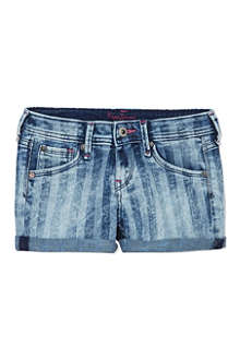 PEPE JEANS LONDON Ferona striped shorts 10-16 years