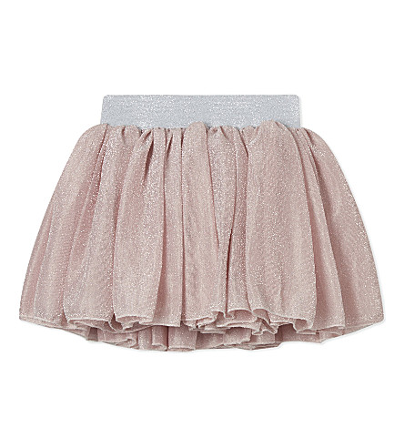 BOB & BLOSSOM Party skirt 0-8 years (Pink+sparkle