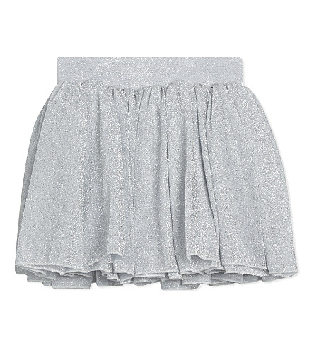 BOB & BLOSSOM Party skirt 0-8 years (Silver+sparkle