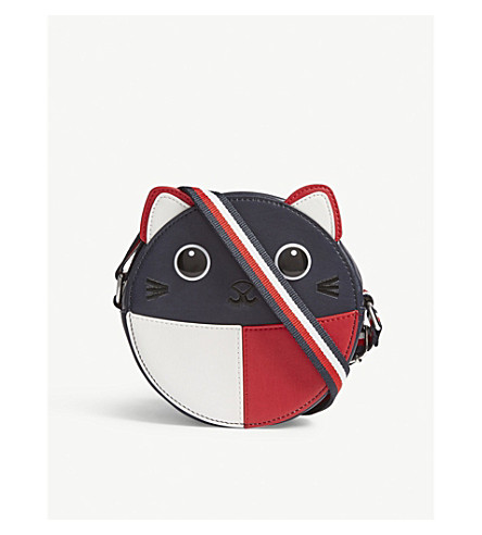 TOMMY HILFIGER Cat crossover bag (Blue/red/white