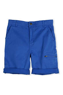 STELLA MCCARTNEY Owen cargo shorts 3-14 years