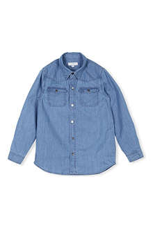 STELLA MCCARTNEY Daniel denim shirt 3-14 years