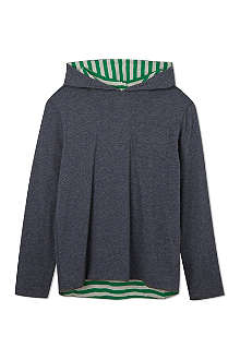 STELLA MCCARTNEY Ewing reversible hooded top 3-14 years