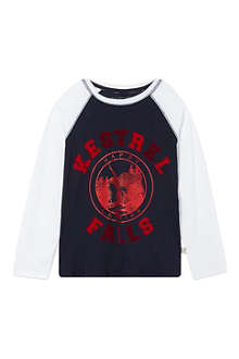 STELLA MCCARTNEY Kestrel Falls t-shirt 2-14 years