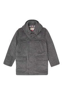 STELLA MCCARTNEY Ronnie duffle coat 4-14 years