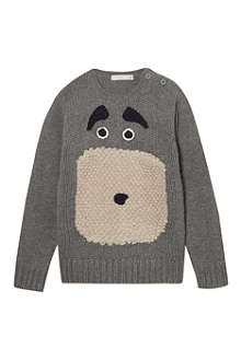 STELLA MCCARTNEY Claus knitted jumper 2-12 years
