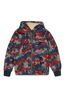STELLA MCCARTNEY Scout camo jacket 2-14 years