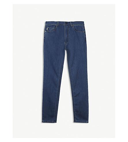 PAUL SMITH JUNIOR Ruben cotton jogger jeans 4-16 years (Indigo
