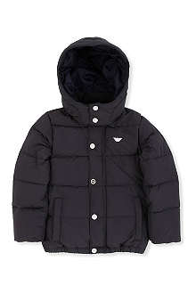 ARMANI JUNIOR Armani padded jacket 2-16 years