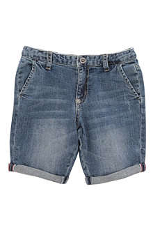 ARMANI JUNIOR Denim shorts 10-16 years