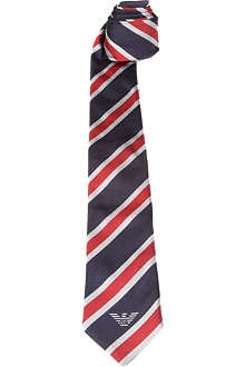 ARMANI JUNIOR Striped tie