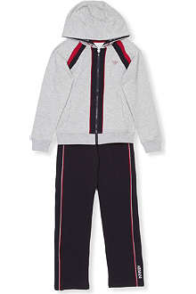 ARMANI JUNIOR Two-piece colour-block tracksuit 10-14 years