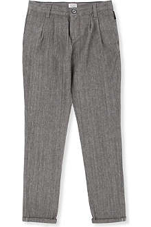 ARMANI JUNIOR Classic trousers 10-16 years