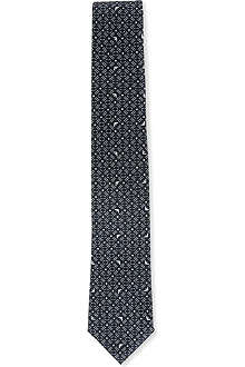 ARMANI JUNIOR Armani silk tie S-M