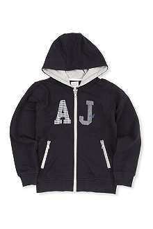 ARMANI JUNIOR AJ hoody 8-16 years