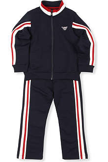 ARMANI JUNIOR Two-piece zip-through tracksuit 2-8 years