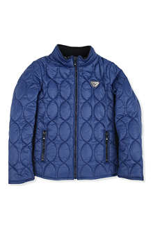 ARMANI JUNIOR Quilted jacket 2-8 years