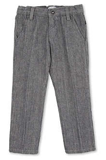ARMANI JUNIOR Armani classic trousers 2-8 years
