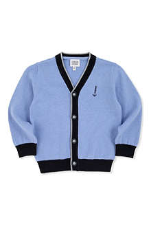 ARMANI JUNIOR Button cardigan 2-8 years