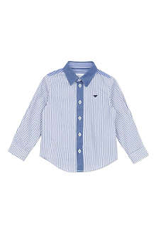 ARMANI JUNIOR Striped shirt 2-8 years
