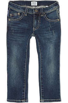 ARMANI JUNIOR Mid wash classic jeans 2-8 years