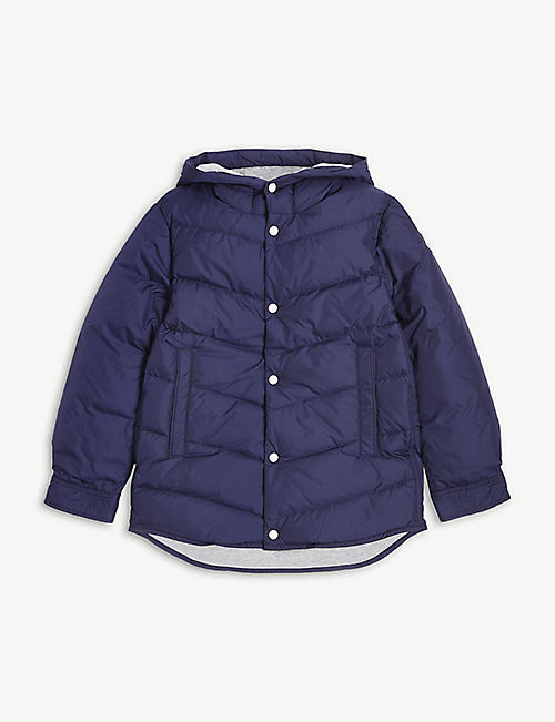 MONCLER Padded puffer jacket 8-14 years