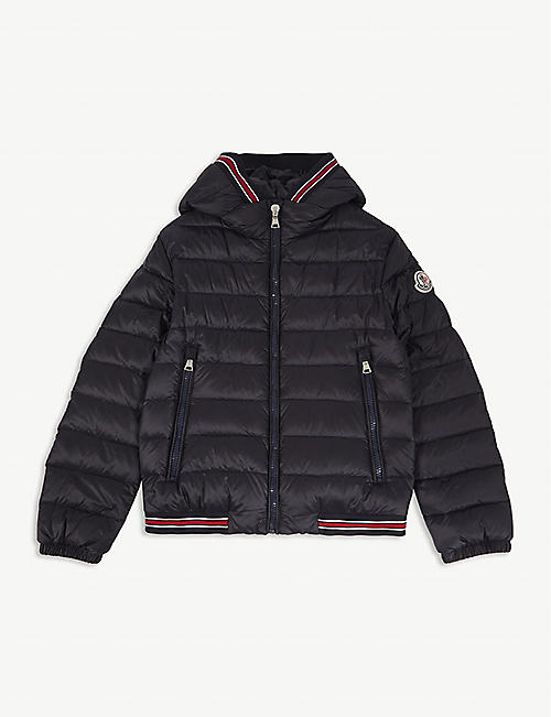 MONCLER Eliot hooded jacket 4-14 years