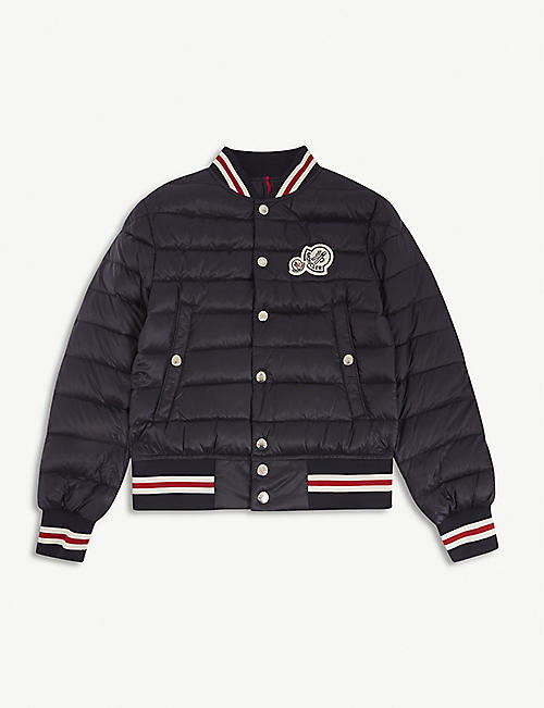 moncler size 14 years