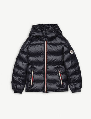MONCLER Gaston quilted jacket 4-14 years