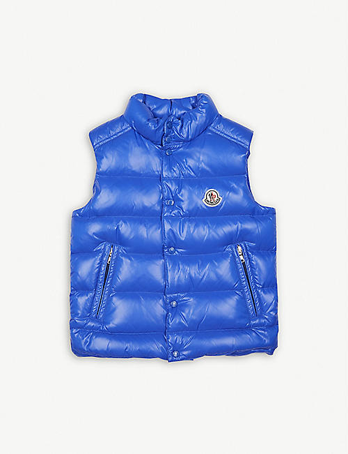 MONCLER Tib padded gilet 4-14 years