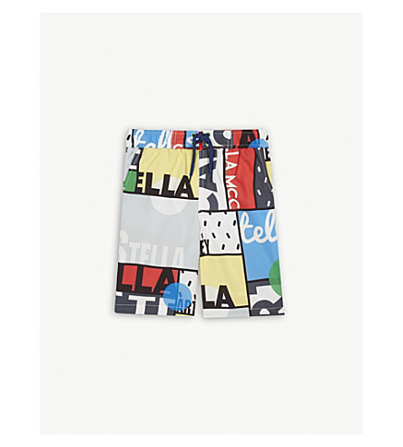 STELLA MCCARTNEY Bix Surfer swim shorts S-L (Cycling