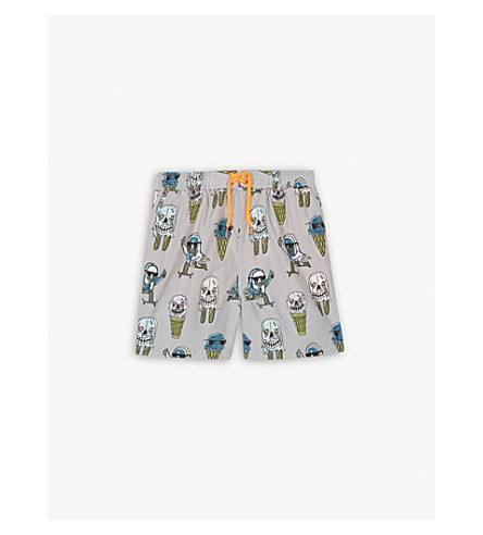 STELLA MCCARTNEY Taylor icecream swim shorts 4-14 years (Icecream